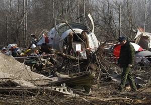 Вдова одного из погибших в авиакатастрофе под Смоленском потребовала эксгумации тела мужа