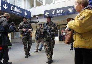 Франция усилила меры безопасности на главных туристических объектах страны