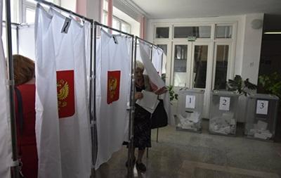 Семь человек из Крыма прошли в госдуму РФ