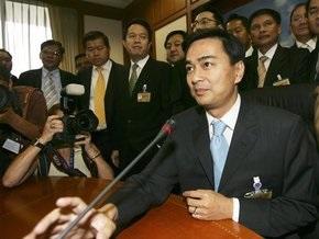 Новым премьер-министром Таиланда стал лидер оппозиции