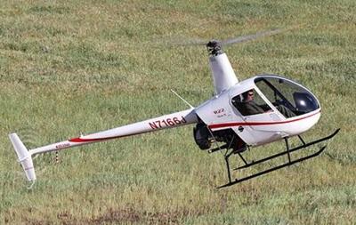 В Австралии корова сбила вертолет
