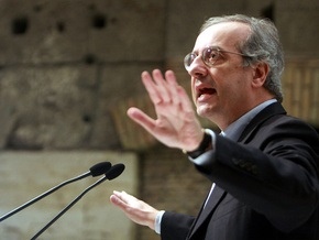 Лидер оппозиционной партии Италии Велтрони объяснил причины своей отставки