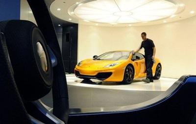 McLaren отрицает переговоры о своей продаже Apple