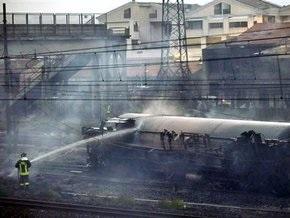 Число жертв взрыва цистерн с газом в Италии возросло до 13 человек