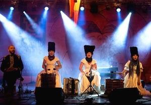 Украинская группа завоевала гран-при российской премии в области современного искусства