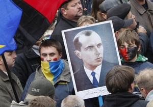 Прикарпатский БЮТ: Ющенко обещал Януковичу не присваивать Бандере звание Героя Украины