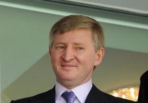 Доход Ахметова в 2010 году превысил 34 млн гривен