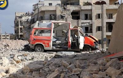 Сирийская армия ведёт бой залагерь Хандарат насеверо-востоке Алеппо