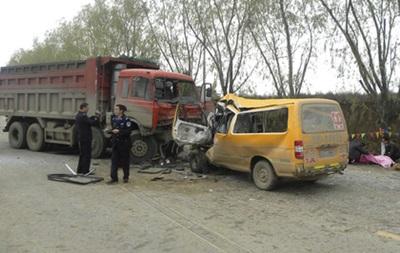 В Китае в ДТП из-за лошади погибли 12 человек