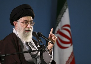 США направили послание иранскому аятолле