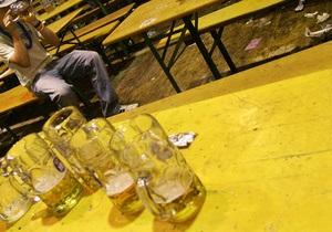 Британская полиция арестовала самого пьяного водителя в истории страны