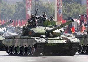 Минобороны КНР: Китай готов к участию в любом военном конфликте