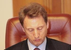 Глава Минюста Украины заявил о желании стать мэром Киева