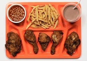 Британский художник сфотографировал последние ужины смертников