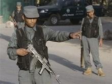В Афганистане авиация НАТО по ошибке убила девять полицейских