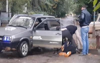 ВЗапорожье задержали группу автоугонщиков, всостав которой входили следователи милиции