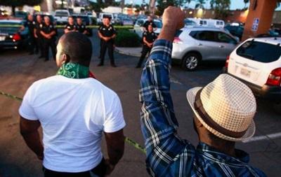 Полиция застрелила в Сан-Диего безоружного чернокожего