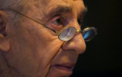 Шимон Перес завещал роговицы глаз трансплантологам