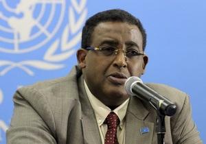 Премьер-министр Сомали подал в отставку