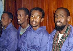 Суд Роттердама приговорил сомалийских пиратов к пяти годам тюрьмы