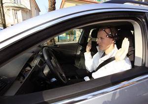 Немецкие ученые представили авто, управляемое силой мысли