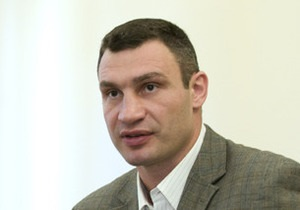 Кличко: Украина станет сильной, когда люди почувствуют силу своего единства