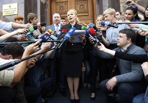 Корреспондент: Тимошенко вряд ли посадят в тюрьму