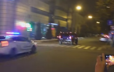 В Кременчуге пять патрулей гонялись за нарушителем