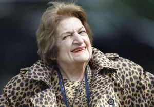 В возрасте 92-х лет скончалась самая известная американская журналистка