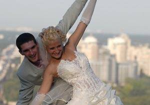 Опрос: Лишь 5% украинцев хотели бы прожить жизнь в гражданском браке