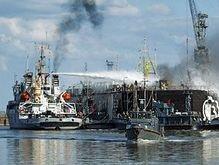 Пожар в Балтийске: 10 человек погибли