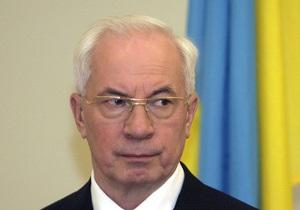 Азаров не верит, что в Украине высокий уровень коррупции