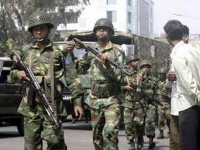 В Бангладеш вспыхнул бунт пограничников: более 20 человек погибли