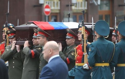 В России сократили расходы на похороны президента
