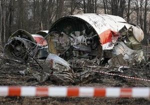 СМИ: Перед падением польского Ту-154 в кабине находилась посторонняя женщина