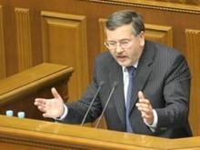 Гриценко: Рада провалила тест на борьбу с коррупцией