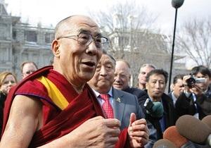 Пекин отрицает, что готовил покушение на Далай-ламу