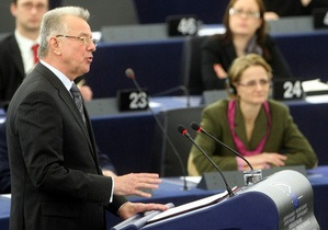 Европарламент начал рассмотрение ситуации в Украине
