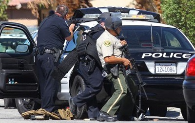 Стрельба в США: скончались двое полицейских