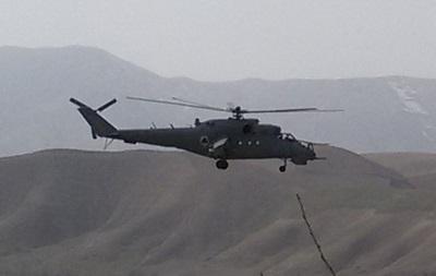В Афганистане разбился вертолет: восемь жертв