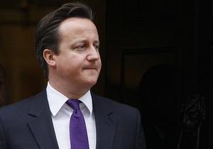 СМИ разоблачили консерватора, обещавшего встречу с Кэмероном за 250 тысяч фунтов