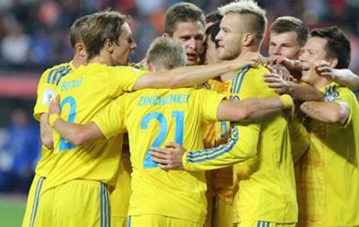 Украина добыла дебютную победу под руководством Шевченко