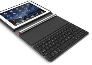 Logitech выпустила работающую на солнечных батареях клавиатуру для iPad
