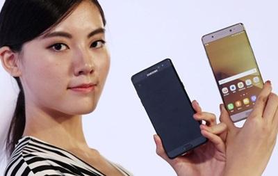 ЗМІ: Через вибухи Galaxy Note 7 компанія Samsung призупинила їх виробництво