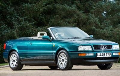 Автомобиль принцессы Дианы продадут на аукционе
