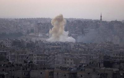 Франция хочет суда над РФ за военные преступления в Сирии