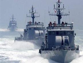 КНДР назвала  заговором  столкновение двух кораблей в Желтом море