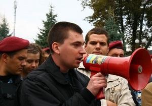Кандидат в мэры Львова от Свободы: Победили советских - победим и донецких