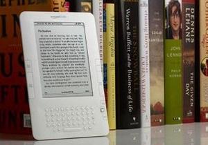 Каждый пятый американец уже отказался от бумажных книг в пользу электронных