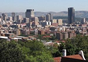 Столицу ЮАР переименуют